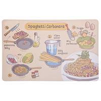 Коврик под тарелку Spaghetti (IMP_31_2_SPAG)