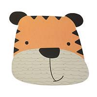 Коврик под тарелку Тигр (IMP_43_4)