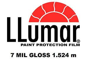 Антигравийная защитная плёнка LLumar PPF 7 mil 1.524 m