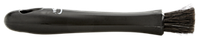 Щітка інтер'єрна автомобільна 155 мм, середньої жорсткості, чорна, 631559, Vikan