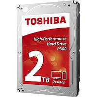 "Жесткий диск 3.5"" 2TB TOSHIBA (HDWD120UZSVA) SATA III, 7200 об/мин, 64 MB, P300"