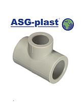 Трійник редукційний ппр 63х20х63 ASG-Plast (Чехія), фото 2