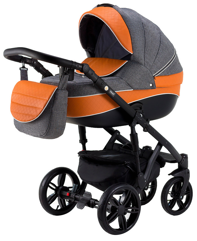 Универсальная коляска 2в1 Adamex Prince X-13