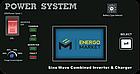 Инвертор напряжения MUST EP30-1012 PRO (1 кВт, ИБП, 12В), фото 4