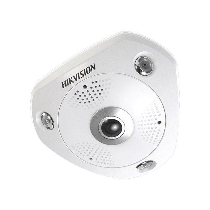 """Купольная IP камера """"Рыбий глаз"""" Hikvision DS-2CD6332FWD-IS Нет в наличии"""