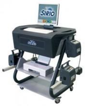Стенд развал схождение Sirio S 506