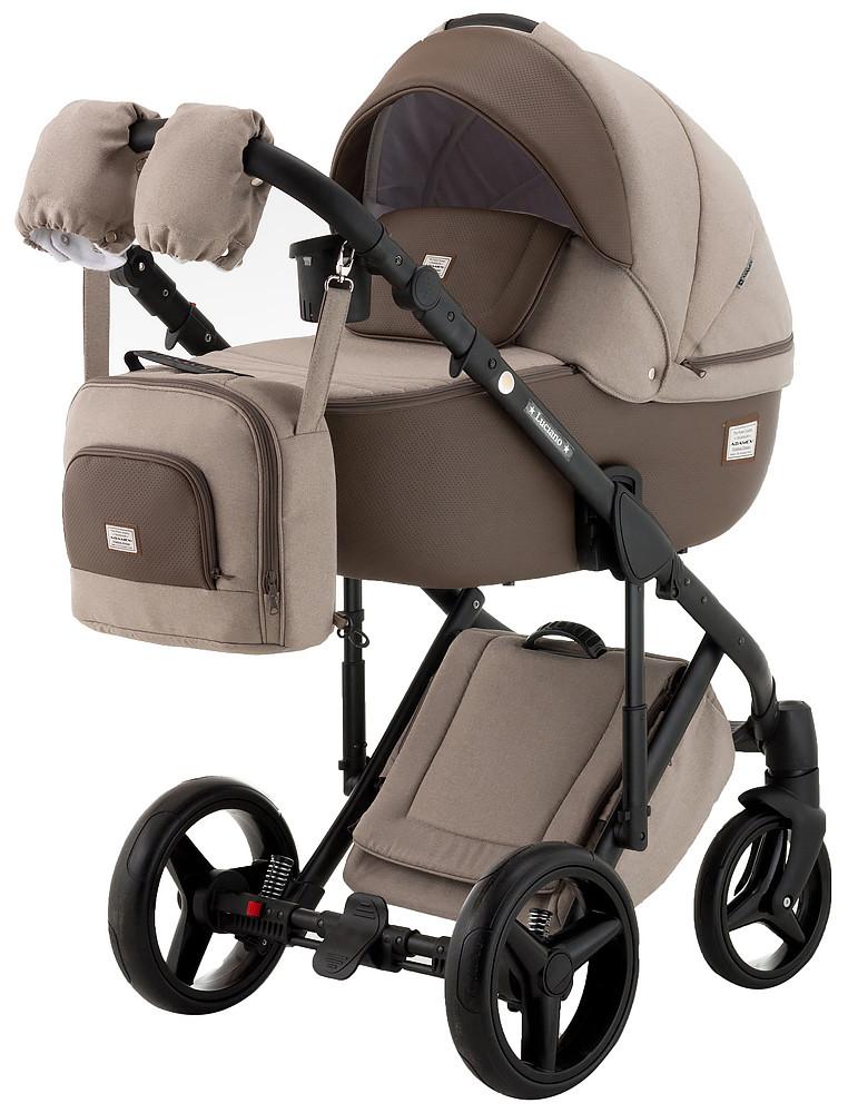 Универсальная детская коляска 2в1 Adamex Lucianо CR246