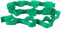 Еспандер стрічка з петлями 2,08 м CLX Thera-Band зелений T 35