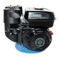 Двигун бензиновий GrunWelt GW230-T/20 Євро 5 (шліц, вал 20 мм, 7.5 л. с.), фото 1