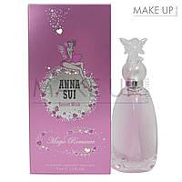 Женская туалетная вода Anna Sui Secret Wish Magic Romance edt 75 мл. | Лицензия Объединённые  Арабские Эмираты