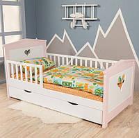 Детская кровать односпальная Инст 1121