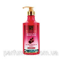 "Health and Beauty Moisture Rich Shower Cream Pomegranates Extract Крем-гель для душу ""Гранат"" 780ml"
