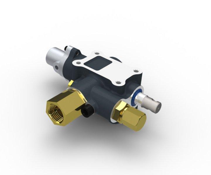 Гидравлический клапан Hiposan 36001030