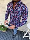 Мужская стильная рубашка, Турция (8 моделей), фото 7