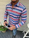 Мужская стильная рубашка, Турция (8 моделей), фото 8