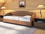 Детская кровать диван  односпальная  КЕТ 10, фото 5