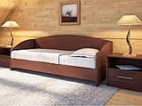 Детская кровать диван  односпальная  КЕТ 10, фото 4