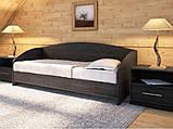 Детская кровать диван  односпальная  КЕТ 10, фото 2