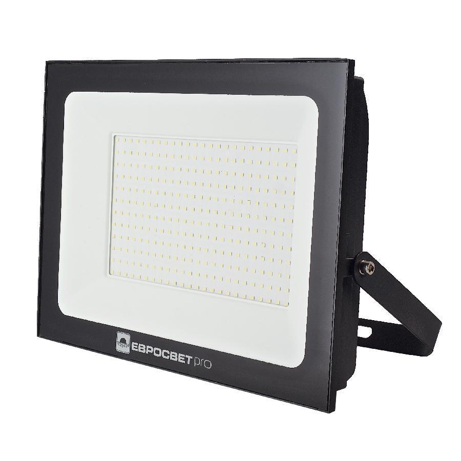 Прожектор светодиодный ЕВРОСВЕТ 200Вт 6400К EV-200-504 PRO 18000Лм