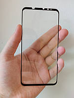 Захисне скло 5D для Meizu 16xs Повна проклейка