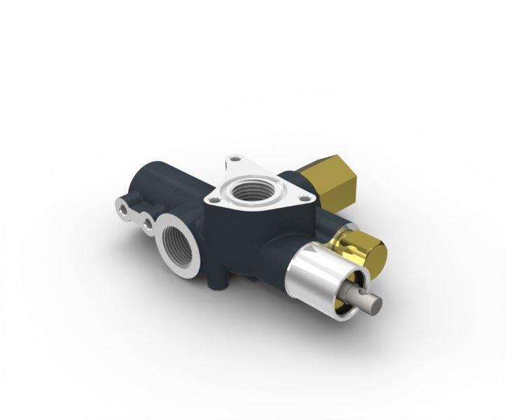 Гидравлический клапан Hiposan 36001060