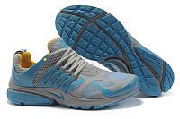 Кроссовки женские Nike Air Presto, кроссовки женские найк аир престо серо-голубые