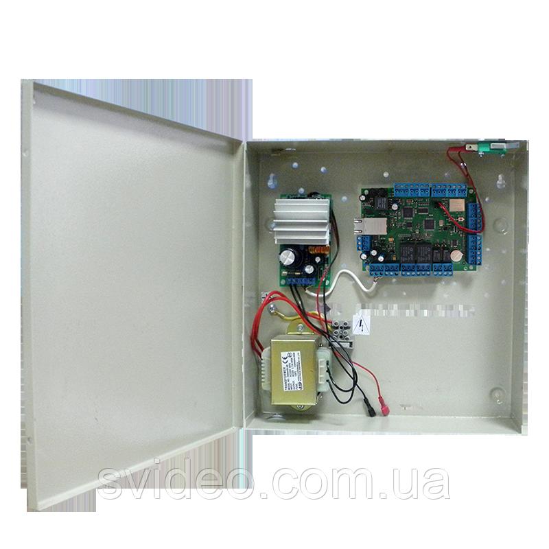 Сетевой контроллер доступа U-Prox IP400  ( NDC F18IP)