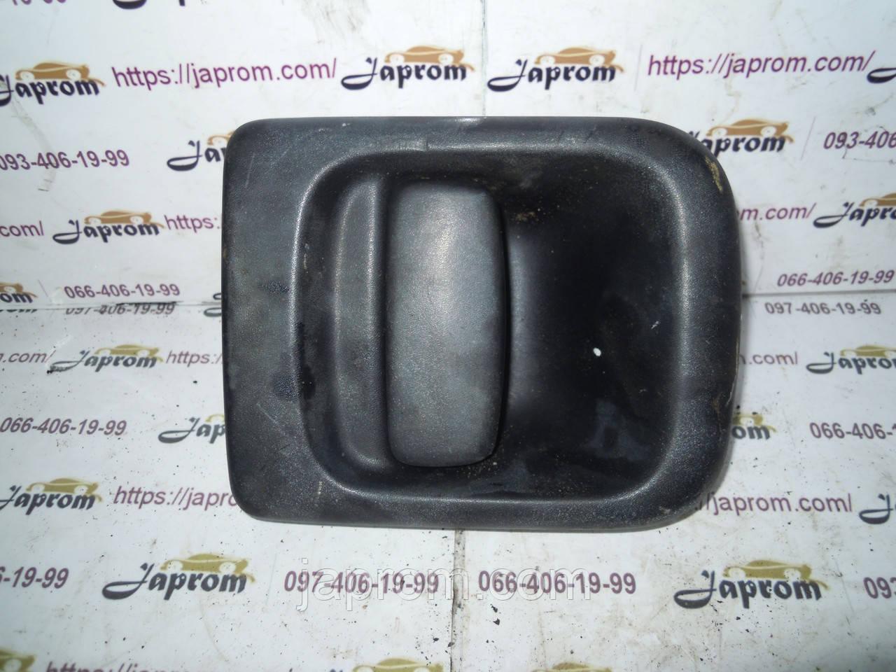 Ручка наружная передней левой двери Opel Movano Renault Master 1998-2010г.в.