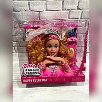 Кукла голова для причесок, макияжа, маникюра , манекен для причесок
