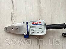 ✔️ Паяльник для пластиковых труб Al-Fa LPW02  |  2720Вт, фото 2