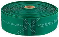 Еспандер стрічка з петлями 22,85 м CLX Thera-Band зелений T 42