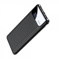 Зарядное устройство Power Bank Baseus Thin Digital 10000mAh Black (PPYZ-C01)