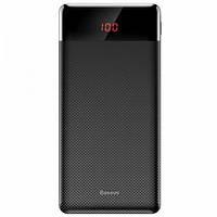 Зарядное устройство Power Bank Baseus Slim Digital 10000mAh Black (PPALL-AKU01)