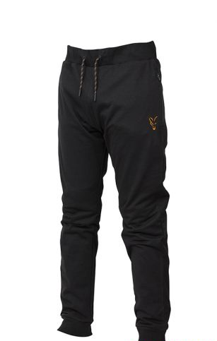 Штани Fox Collection Orange & Black Lightweight Joggers