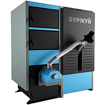 Твердотопливный котел Буржуй DELUX PELLET 30 кВт