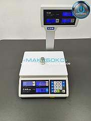 Электронные весы 30 кг CAS ER JR CBU