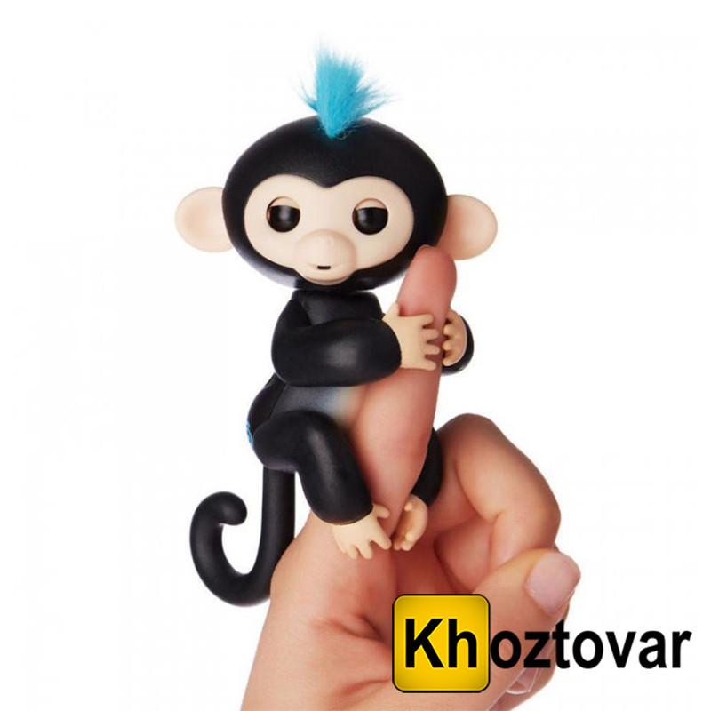 Интерактивная ручная обезьянка Happy Monkey