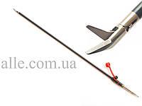 Вставка ножиць  зігнутих  45° з однією активною  браншою, фото 1