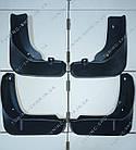 Брызговики Toyota Camry V50 2011-2014 ( комплект 4 шт ), фото 6