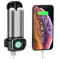 Multi Power Bank 3 в 1 для Iphone, Apple Watch и AirPods