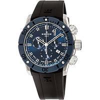 Мужские часы EDOX 10221 3BU7 BUIN7 Chronograph Class 1