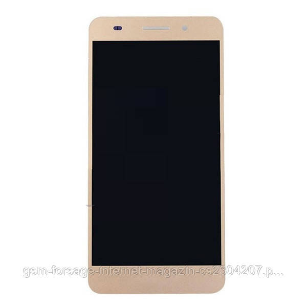 Дисплей Huawei Honor 5A ( LYO-L21) complete with touch Gold