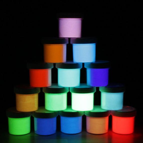Люминофоры (светящиеся пигменты)