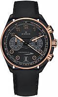 Мужские часы EDOX 09503 37NRCN NNR Chronorally-S