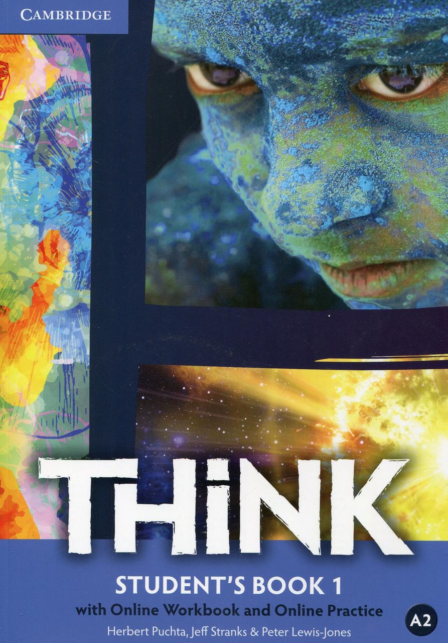 Think 1. Student's Book with Online Workbook and Online Practice