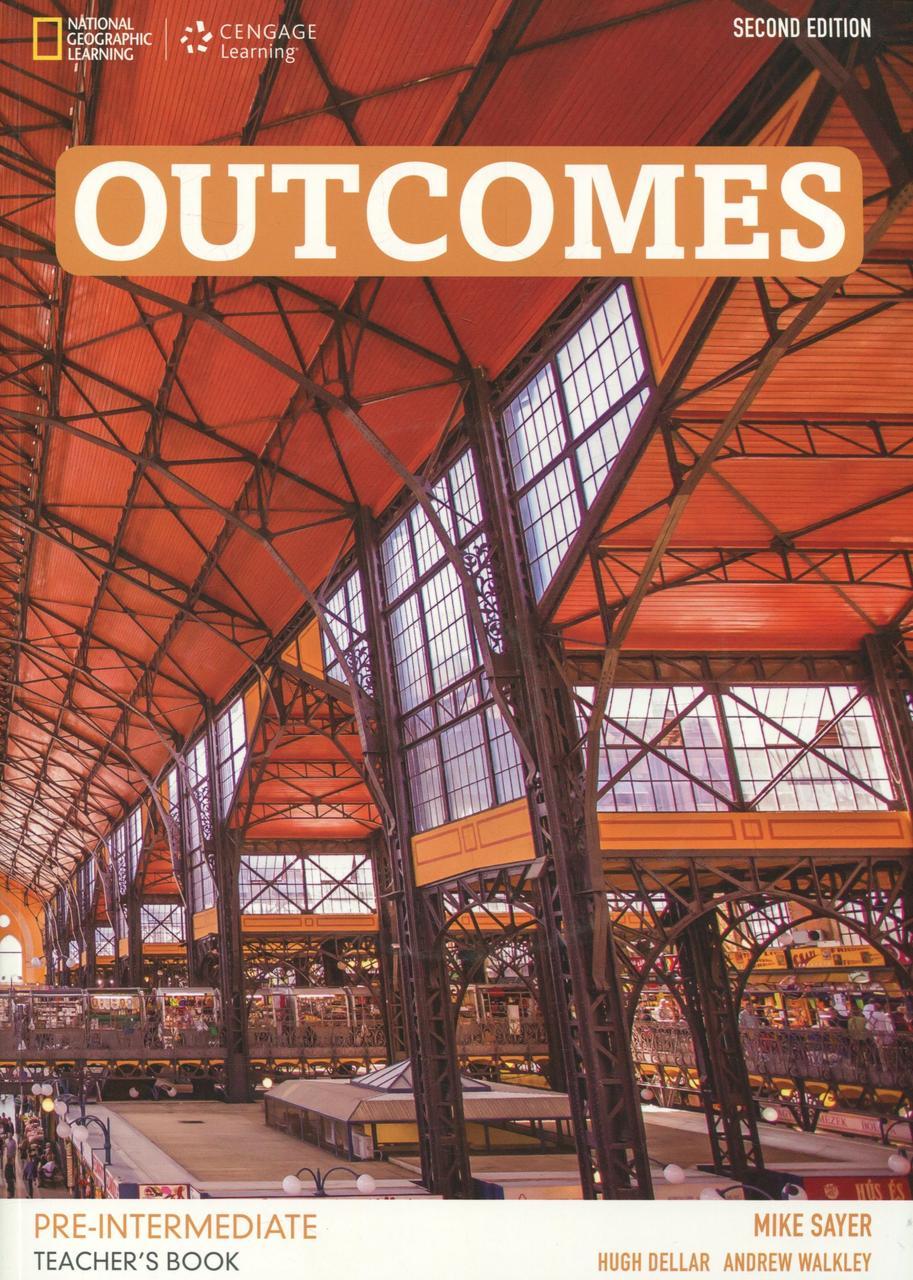 Outcomes. Pre-Intermediate Teacher's Book (+ 3 CD)