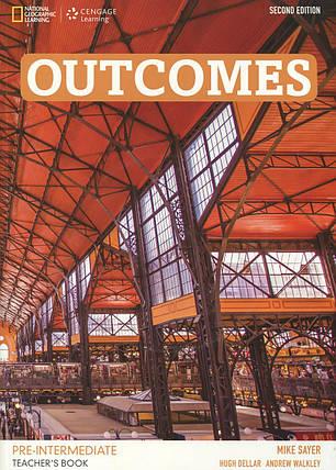 Outcomes. Pre-Intermediate Teacher's Book (+ 3 CD), фото 2