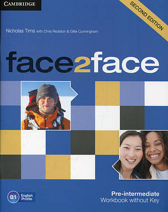 Face2face. Pre-intermediate. Workbook without Key, фото 2