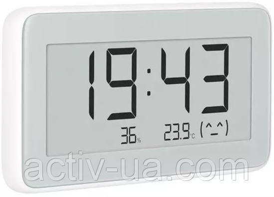 Термо-гигрометр Xiaomi Mijia LYWSD02MMC (0°C ~ 60°C; 0% ~ 99%) с Bluetooth, приложение Mi Home