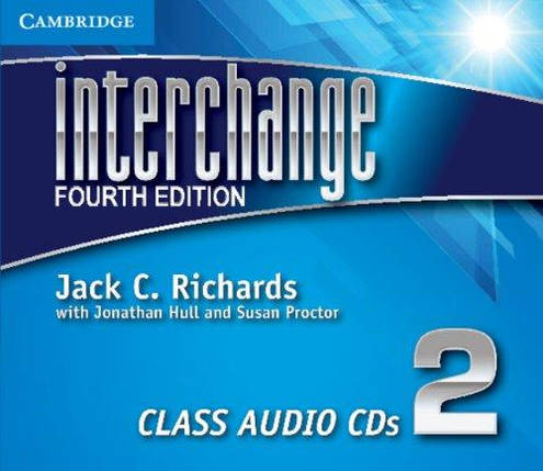 Interchange Level 2 Class Audio CDs (3 CD), фото 2